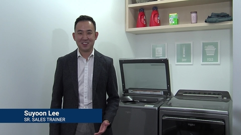 Thumbnail for entry Learning about the Whirlpool® WTW7120HC - Laundry Product Training
