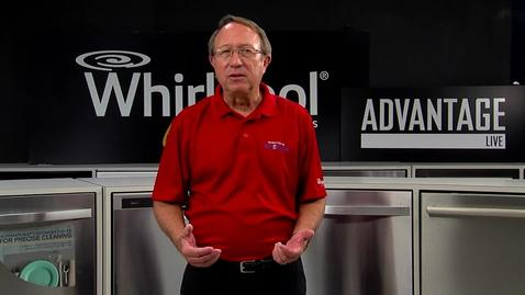 Thumbnail for entry Whirlpool Dishwashers - Advantage Live