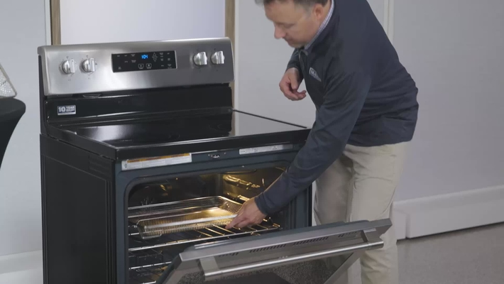 How to sell: Maytag® Air Fry Ranges