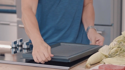 Testing The Maytag 30 36 Inch Electric Cooktop With Reversible Grill And Griddle