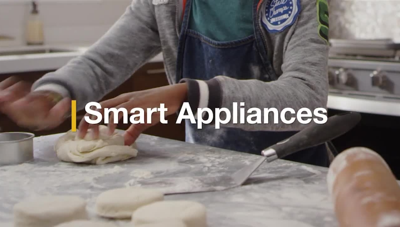 Whirlpool Smart Appliances with Smart Home Assistants