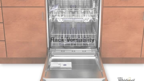 Thumbnail for entry Features - Whirlpool Dishwasher