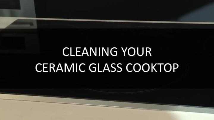 Video Thumbnail For How To Clean Your Ceramic Gl Cooktop