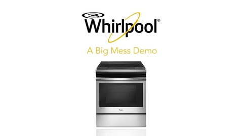 Thumbnail for entry Cooktop Cleaning Demo - Whirlpool Front Control Freestanding Ranges