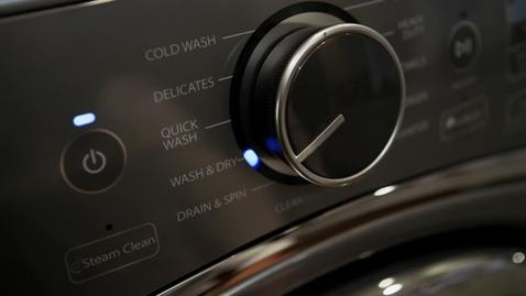 Thumbnail for entry Wash and Dry Cycle - Whirlpool Laundry