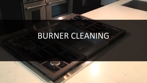 Thumbnail for entry How to Properly Clean your Gas Burners