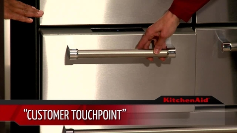 Thumbnail for entry 5-Door Refrigerator An Industry-First Innovation! - Advantage Live - KitchenAid®