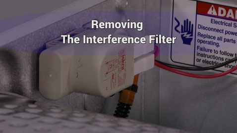 Thumbnail for entry Compact Dryer Remove interference filter