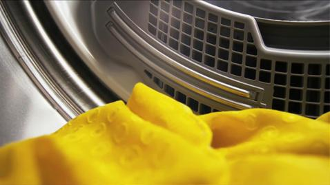 Advanced Moisture Sensing Feature & Benefits - Whirlpool Front Load Laundry