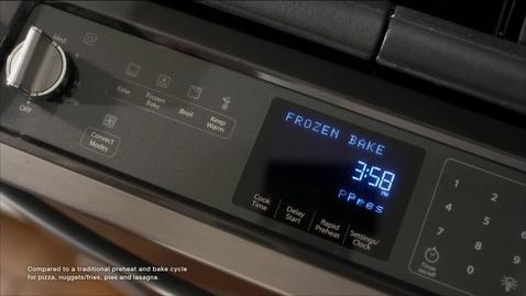 Thumbnail for entry Range Frozen Bake - Whirlpool Cooking