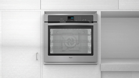 Thumbnail for entry Wall Oven FIT System - Whirlpool Cooking