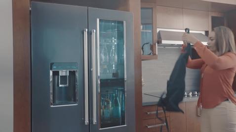 Secondary Ice Maker - KitchenAid Counter-Depth Refrigeration