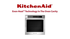 Thumbnail for entry Even-Heat™ Technology in the Oven - KitchenAid Brand
