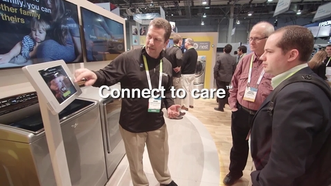 Thumbnail for entry Connect to Care - Whirlpool CES
