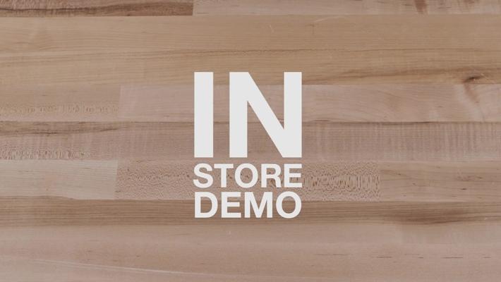 Maytag Fingerprint Resistant Stainless Steel In-Store Demo