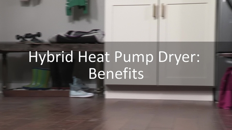 Thumbnail for entry Hybrid Heat Pump Benefits