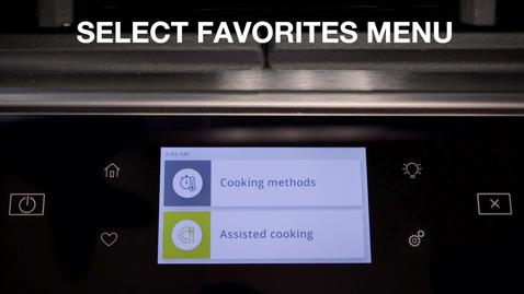 Save To Favorites Demo - Whirlpool Cooking