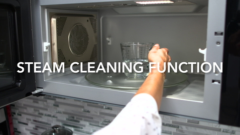 Thumbnail for entry MHC Steam Clean - KitchenAid® Brand
