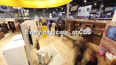 Thumbnail for entry Every day, care at CES - Whirlpool CES