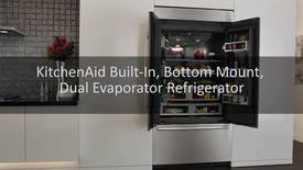 Built in refrigerator below the refrigerator learn whirlpool video thumbnail for entry built in refrigerator top of refrigerator publicscrutiny Choice Image