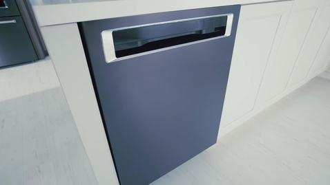 Thumbnail for entry KitchenAid Dishwasher Features