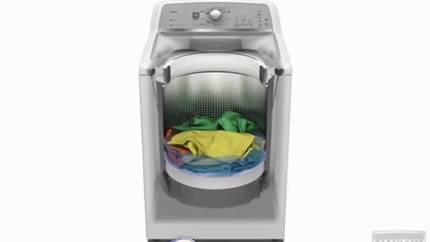 Thumbnail for entry Detergent Action of Maytag Bravos Washer