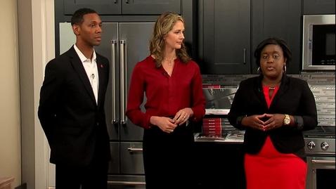 Thumbnail for entry KitchenAid 5-Door Refrigerator Q & A - Advantage Live