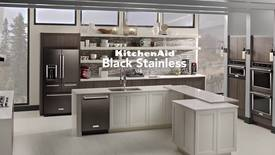 Thumbnail for entry KitchenAid Black Stainless Evolution
