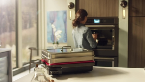 Thumbnail for entry KitchenAid® Smart Oven + Product Overview