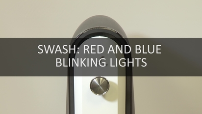 SWASH: Red and Blue Blinking Lights - LEARN Whirlpool Video