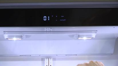Built-In refrigerator diagnostics - LEARN Whirlpool Video Center