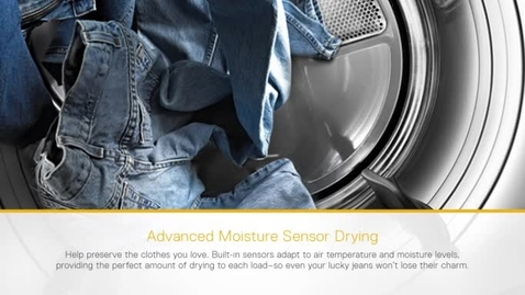 Thumbnail for entry Advanced Moisture Sensor - Whirlpool Laundry