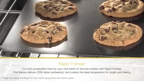Thumbnail for entry Rapid Preheat - Whirlpool Cooking