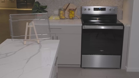 Thumbnail for entry Product Overview: Whirlpool® Air Fry Ranges