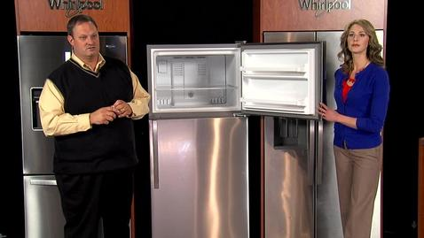 Thumbnail for entry Top Mount Refrigeration - Advantage Live - Whirlpool® Brand