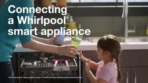 Scan-to-Connect™ technology - Whirlpool® Brand