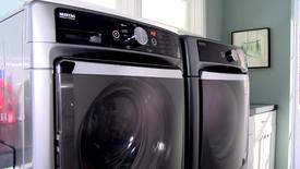 Thumbnail for entry Fresh Hold® Option Feature & Benefit - Maytag Front Load Laundry