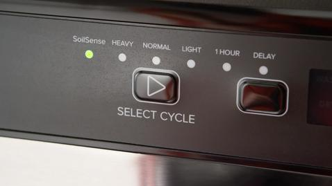 Thumbnail for entry SoilSense Cycle - Amana Dishwasher