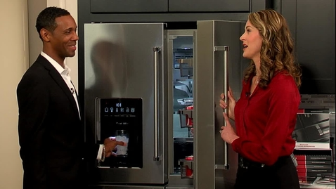 Thumbnail for entry KitchenAid 5-Door Refrigerator Premium Touchpoints - Advantage Live