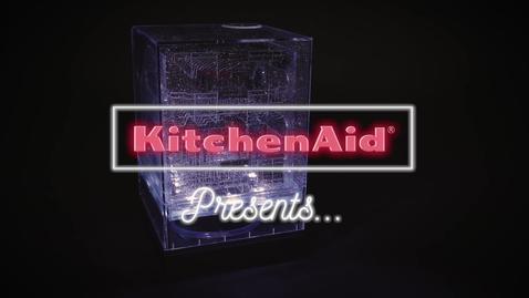 Thumbnail for entry Fight tough soils with KitchenAid® Dishwashers