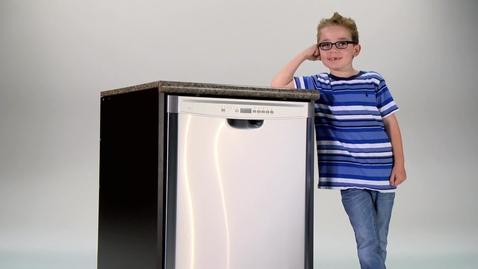 Thumbnail for entry Maytag Dishwasher vs Simon & the Robots