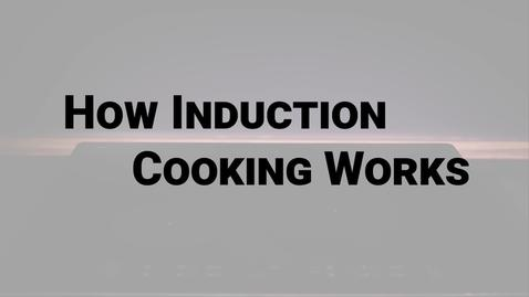 Thumbnail for entry Induction Cooking: How it Works