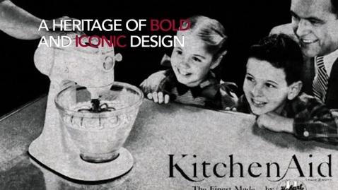 Thumbnail for entry KitchenAid 2015 Design