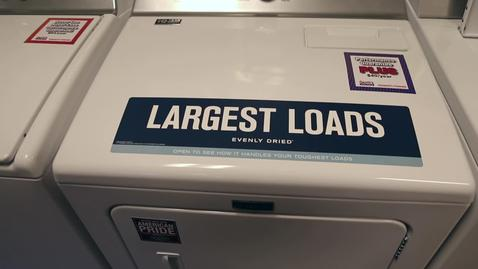 Thumbnail for entry How to Pitch Maytag Top Load Laundry