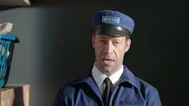 Thumbnail for entry Tough Loads - Maytag Commercial