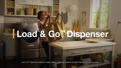 Thumbnail for entry Load and Go™ - Whirlpool®  Laundry