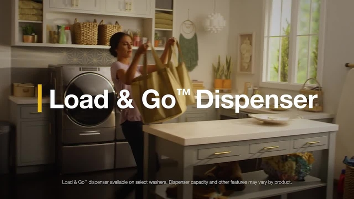 Load and Go™ - Whirlpool®  Laundry