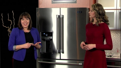 Thumbnail for entry Demonstrating how to put a Maytag Refrigerator in Showroom Mode