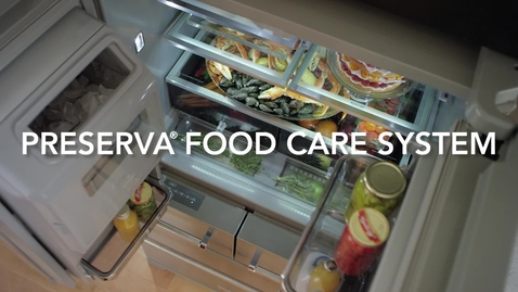 Thumbnail for entry 5-Door Refrigerator Preserva Food Care System - KitchenAid Brand