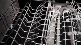 Thumbnail for entry Fold Down Upper Tines - KitchenAid Dishwasher